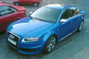Voitures de Luxe Occasion Audi RS4