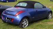 Voitures de Luxe Occasion Ford Ka