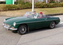 Voitures de Luxe Occasion 1966 MGB