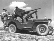 Voitures de Luxe Occasion Jeep, 1942