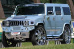 Hummer  H2 525 CH KIT SUPERCHARGED